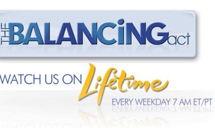 The Balancing Act Logo