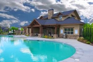 Subdivision Community Pool