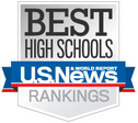2015 US News Best High School Rankings