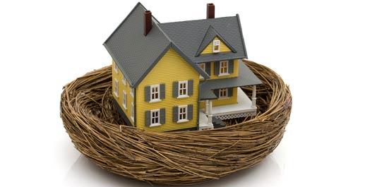 home equity in nest egg