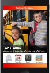 Parkway Schools Mobile App