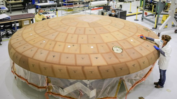 NASA Hits Heat Shield Milestone For First Crewed Orion ...