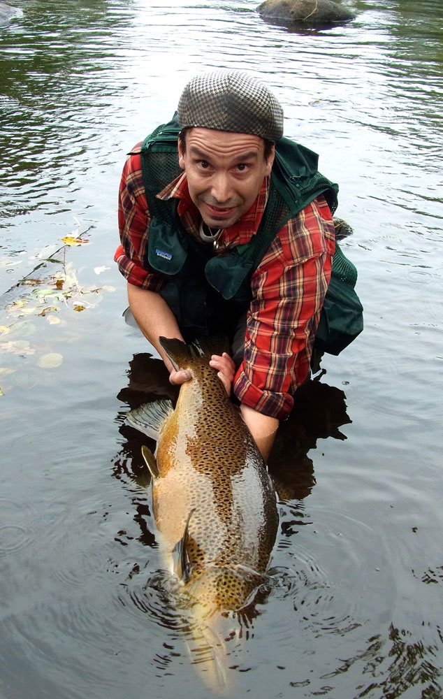 Höstfiske i Mörrum
