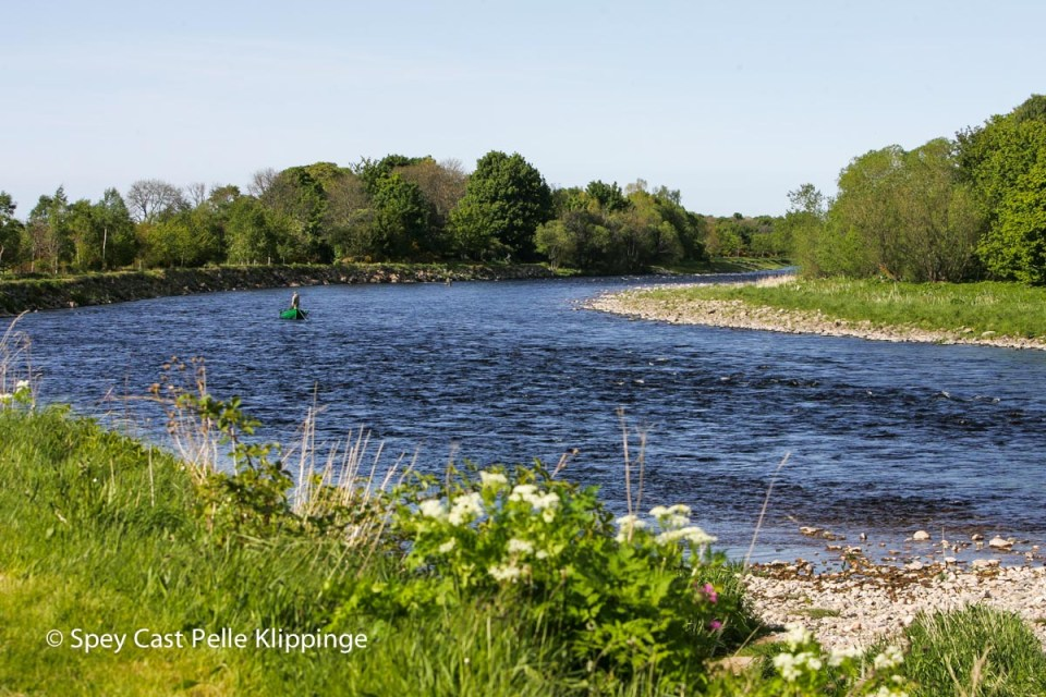 River Spey Scotland