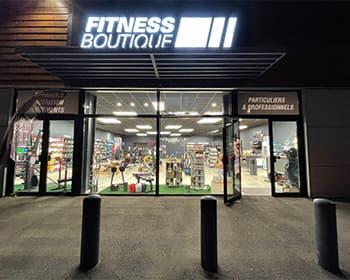 pau magasin fitness boutique