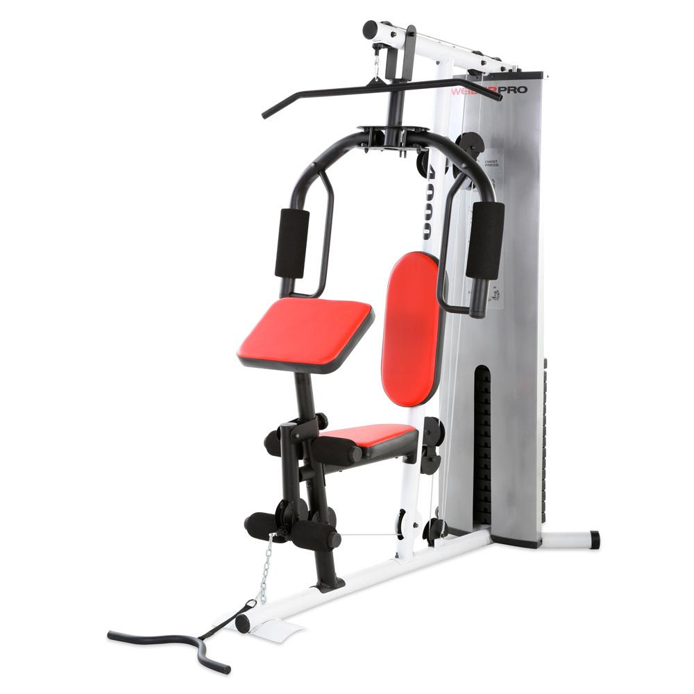 Appareil De Musculation Weider Pro 4500