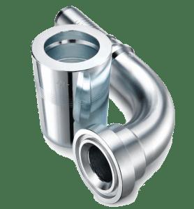 Slangkoppling AX4 AY4 Flexit Hydraulics