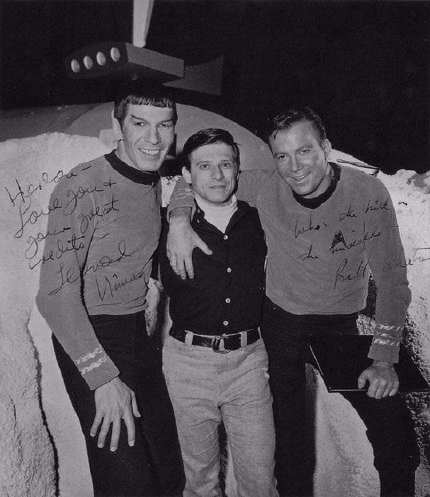 Harlan Ellison Star Trek 607