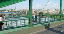 Old Sava's Bridge extension