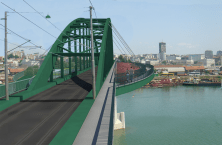 Old Sava's Bridge extension