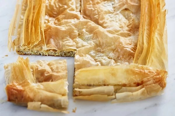 Frozen Phyllo and Puff Pastry