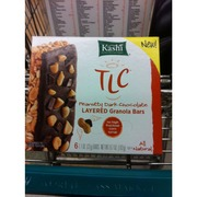 Kashi TLC Granola Bars Peanutty Dark Chocolate
