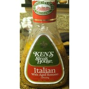 Ken39s Steak House Dressing Italian with Aged Romano