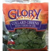Glory Foods Collard Greens Calories Nutrition Analysis