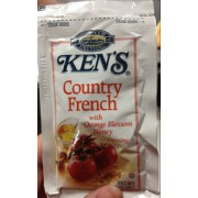 Ken39s Country French With Orange Blossom Honey Dressing