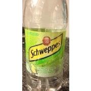 Schweppes Lemon Lime Sparkling Seltzer Water Calories