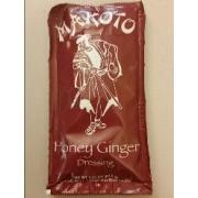 User added Makoto Makoto Honey Ginger Dressing Pouch