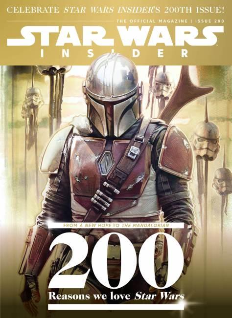 Star Wars: Star Wars Insider #200 (Newsstand Edition) published by Titan Comics @ ForbiddenPlanet.com - UK and Worldwide Cult Entertainment Megastore