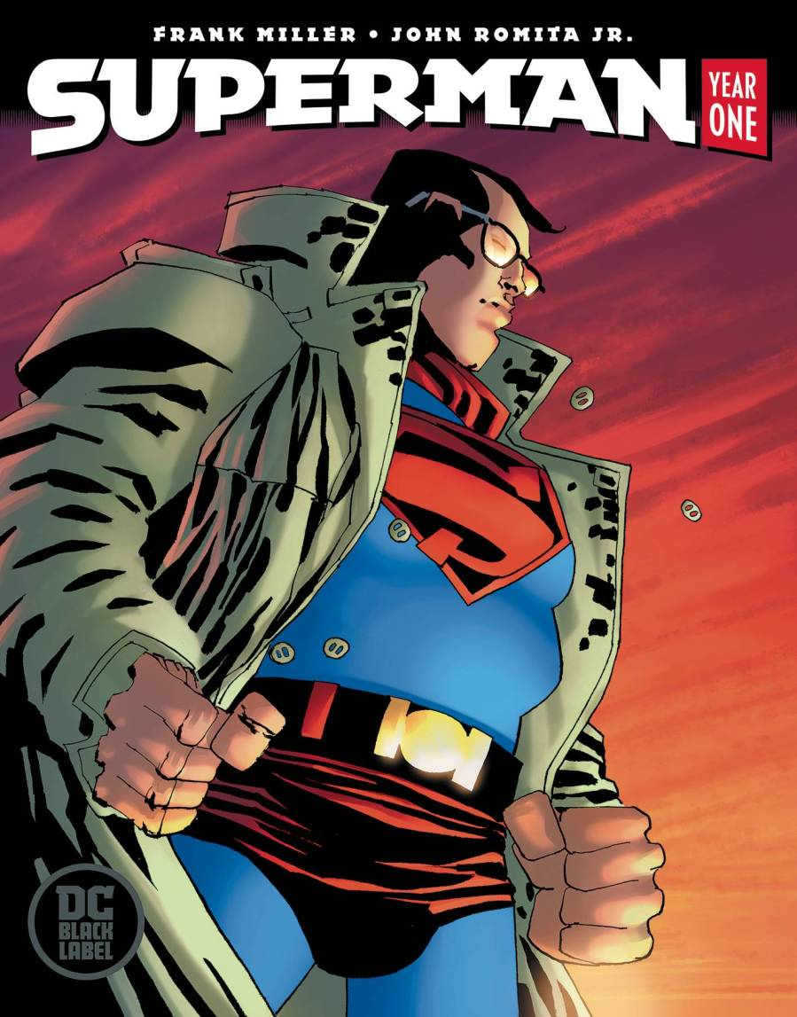 superman year one 2 variant cover
