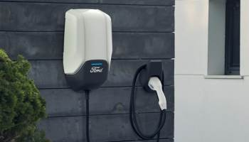 Ford Connected Charge Station