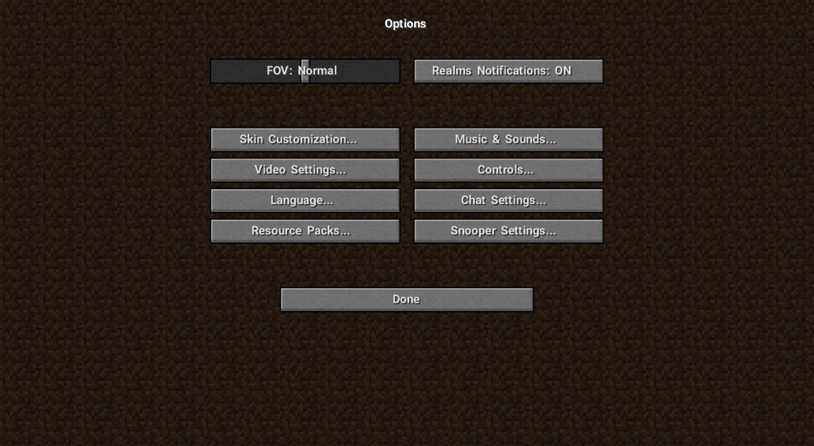 Download Minecraft HD Font - Roboto mod 2021 download