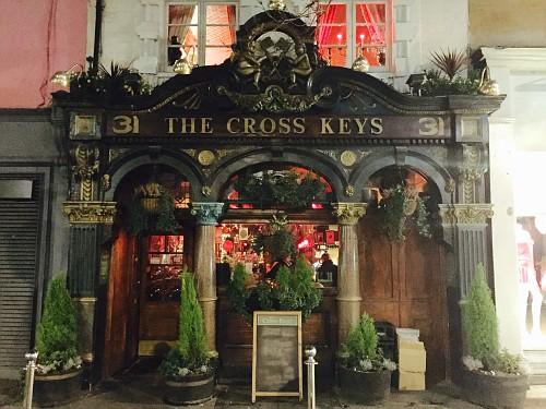 Pub em Covent Garden