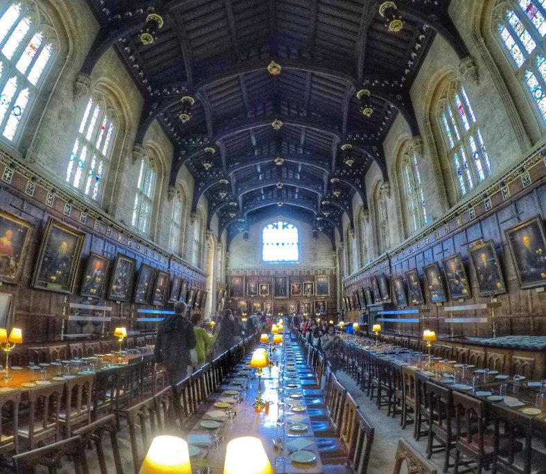 Como visitar os sets de Harry Potter
