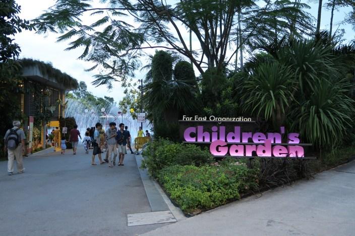 o que fazer em Cingapura com crianças