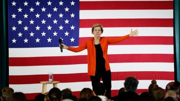 Top Republican asks Mnuchin to probe Warren's proposal to tax ...