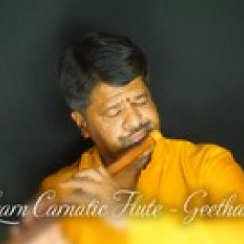 (2021) Carnatic Flute Basics | Beginner's Guide | Geethams
