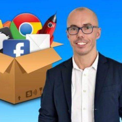 BEST of Digital Marketing Essentials 2021: Learn FUN & FAST