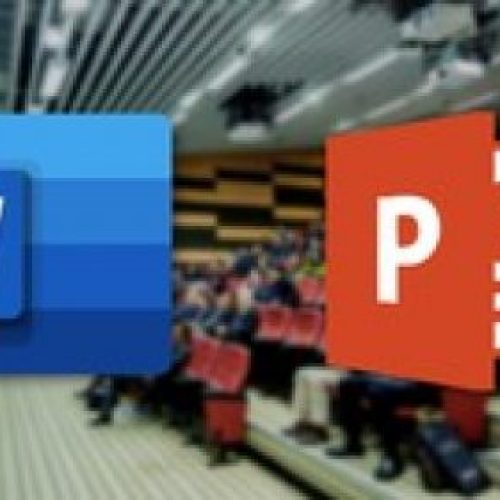 complete Ms word and Powerpoint Two in one essential course