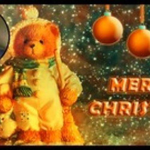 Photoshop Manipulation & Animation Project: Christmas Effect