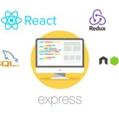 The Complete React Redux Node Express MySQL Developer Course