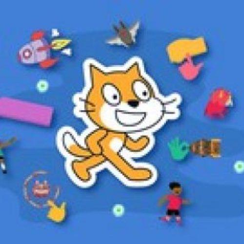 البرمجة للأطفال والمبتدئين بإستخدام سكراتش