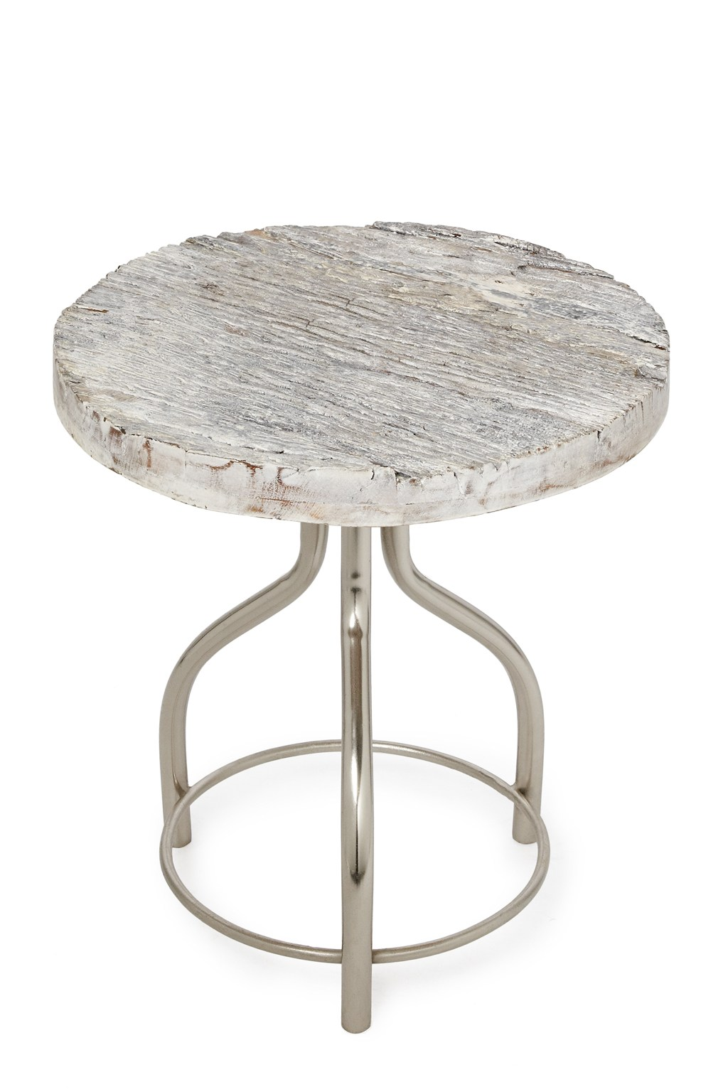 French Connection Driftwood Side Table