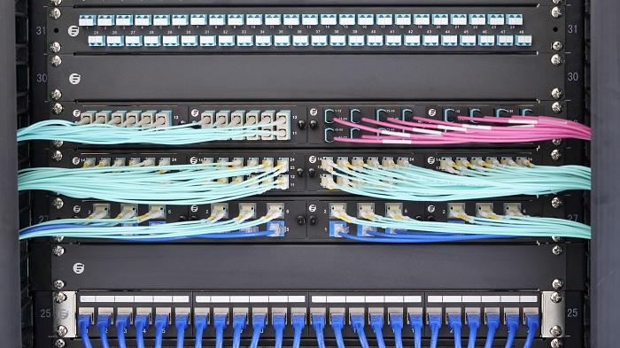 guidelines for organizing server rack