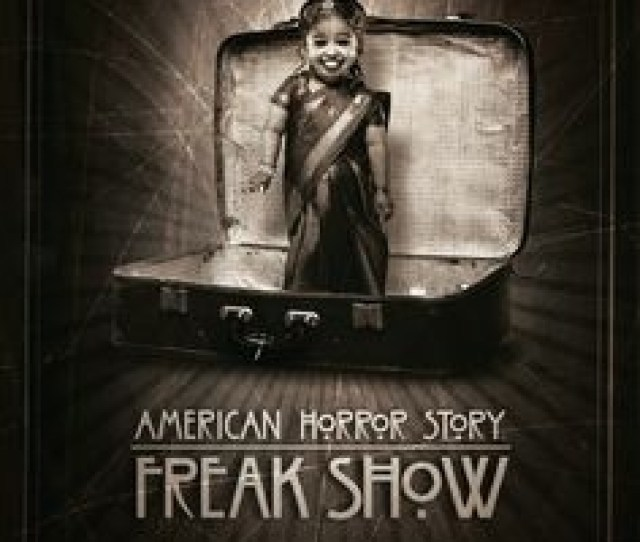 American Horror Story Freakshow Extra Ordinary Artists Poster Capa Cartaz