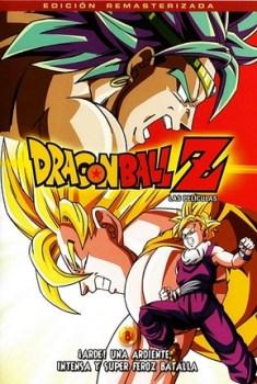 Dragon Ball Z: Broly - O Lendário Super Saiyajin Torrent – BluRay 720p Dual Áudio