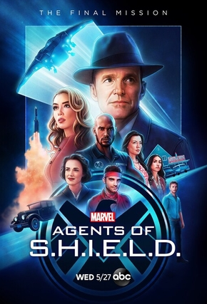 Agentes da S.H.I.E.L.D. (7ª Temporada) - 27 de Maio de 2020 | Filmow