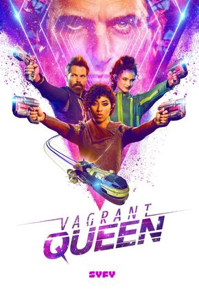 Vagrant Queen (1ª Temporada) - 27 de Março de 2020 | Filmow