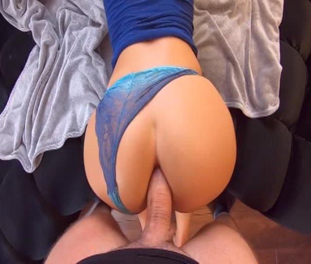 Pov Anal With Panties Pushed Aside