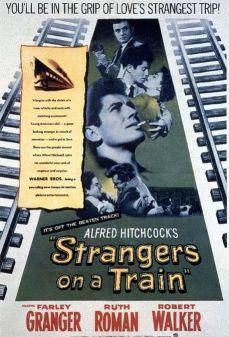 تحميل فلم Strangers on a Train الغرباء على القطار اونلاين