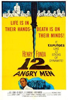 تحميل فلم 12 Angry Men 12 رجلا غاضبا اونلاين