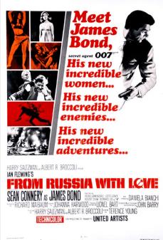 مشاهدة وتحميل فلم From Russia with Love من روسيا مع الحب اونلاين