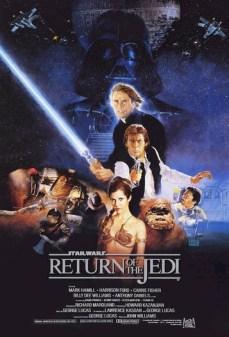 تحميل فلم Star Wars: Episode VI – Return of the Jedi حرب النجوم : الحلقة السادسة - عودة الجيدي اونلاين