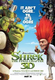 مشاهدة وتحميل فلم Shrek Forever After شريك للأبد بعد اونلاين