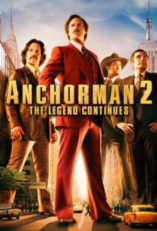 تحميل فلم Anchorman 2: The Legend Continues المذيع 2: أسطورة تتواصل اونلاين