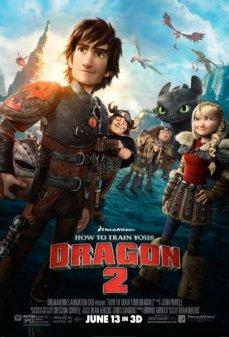 تحميل فلم How to Train Your Dragon 2 كيف تدريب تنينك 2 اونلاين