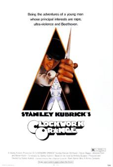 تحميل فلم A Clockwork Orange الالة البرتقالية اونلاين